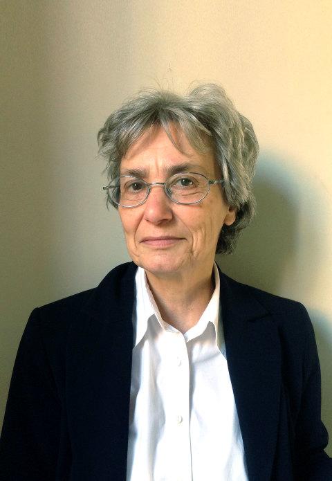 Foto della Prof. Arch. Alessandra Muntoni