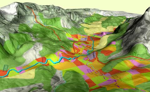 progetto della Valle del Sarno