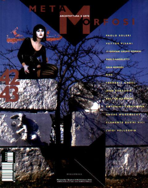 METAMORFOSI - Quaderni di Architettura- N. 42/43, 2001