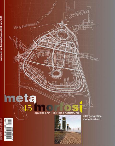 Metamorfosi 45 - Copertina