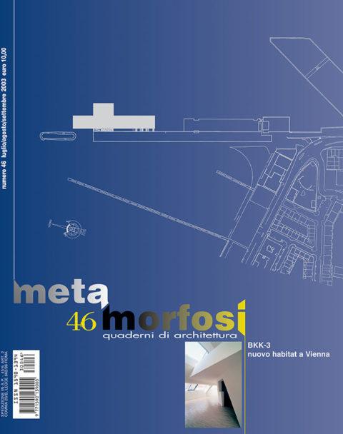 Metamorfosi 46 - Copertina