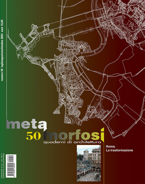 Metamorfosi 50 - Copertina