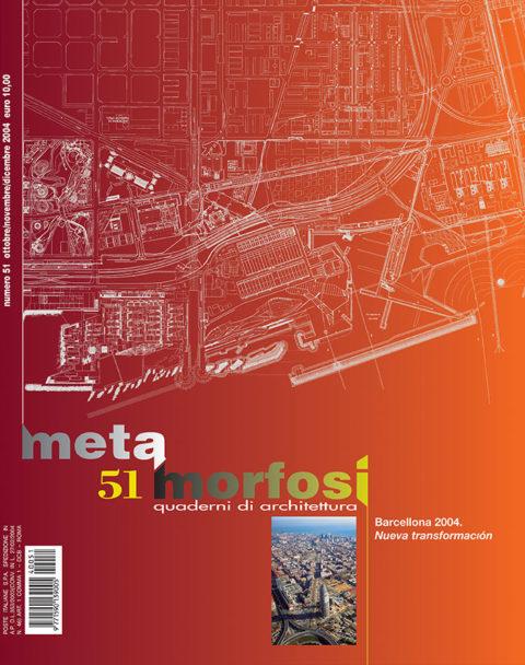Metamorfosi 51 - Copertina