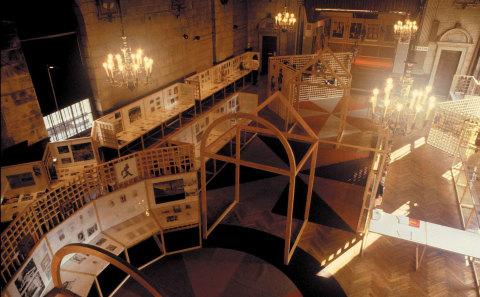 Mostra del teatro di Roma